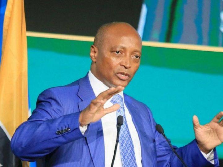 CAF: LE PRESIDENT ANNONCE LA CREATION D'UN CHAMPIONNAT DE FOOTBALL SCOLAIRE PANAFRICAIN