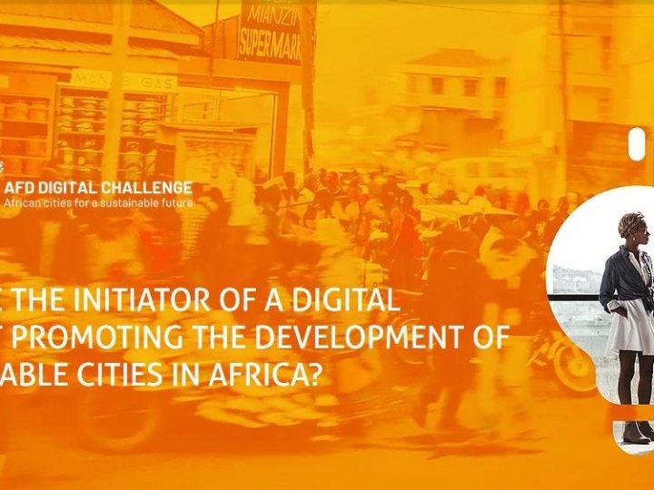 Challenge numérique de l'Agence française de développement (AFD) 2021 pour les entrepreneurs africains