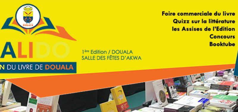1ère édition du SALON DU LIVRE DE DOUALA